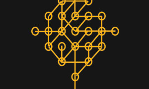 logó variáns 2 feketén